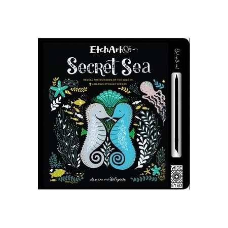 EtchArt: Secret Sea