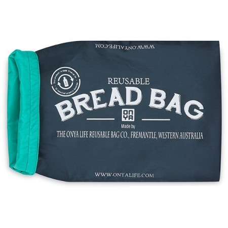 Onya Bread Bag - Charcoal