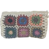 Fair Trade Handmade Crochet Purse
