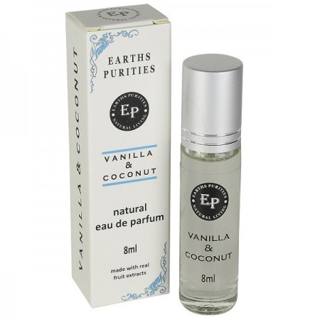 Earths Purities Natural Parfum - Vanilla & Coconut
