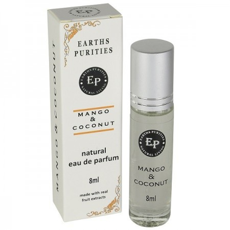 Earths Purities Natural Parfum - Mango & Coconut