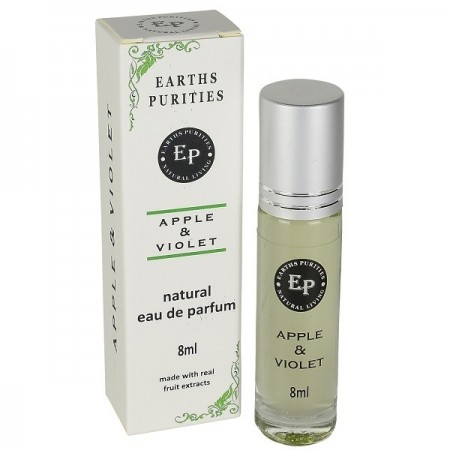 Earths Purities Natural Parfum - Apple & Violet