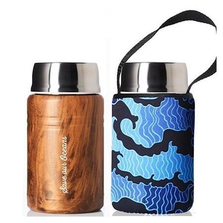 BBBYO 500ml Foodie with Cover - Tsumi