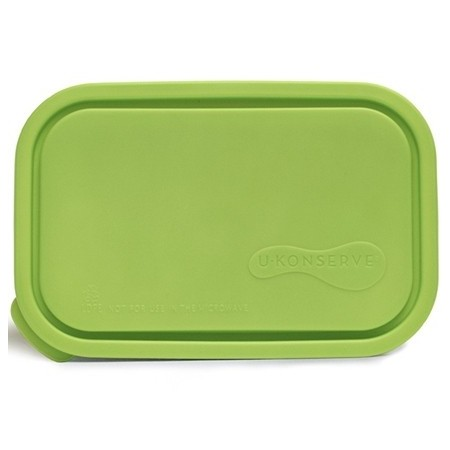 U Konserve Replacement Lid - Rectangle Lime
