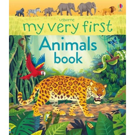 My Very First Animals Book LAST CHANCE!