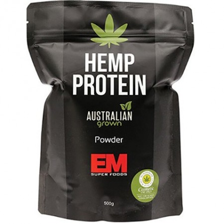 EM Superfoods Hemp Protein 500g LAST CHANCE!