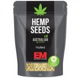 EM Superfoods Hemp Seeds 250g