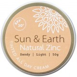 Sun & Earth Natural Zinc - Sandy Light