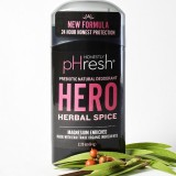 Honestly pHresh Men's Natural Deodorant Stick - Hero