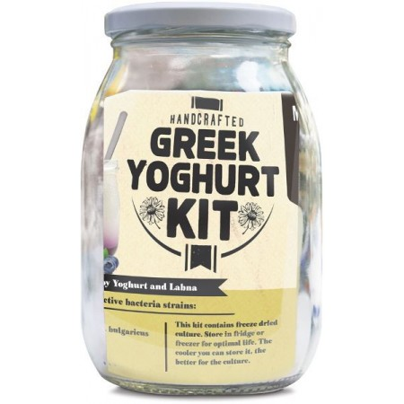 Mad Millie Greek Yoghurt Kit Jar