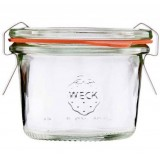 Weck Glass Tapered Jar 80ml