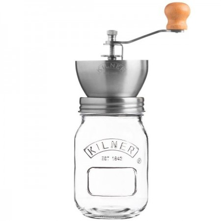 Kilner Traditional Coffee Grinder 500ml