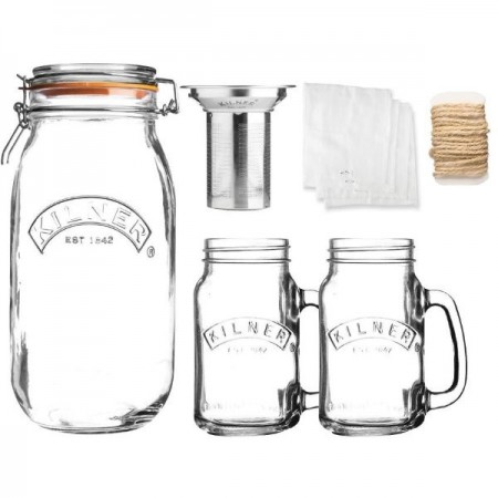 Kilner Cold Brew Coffee Set 2L