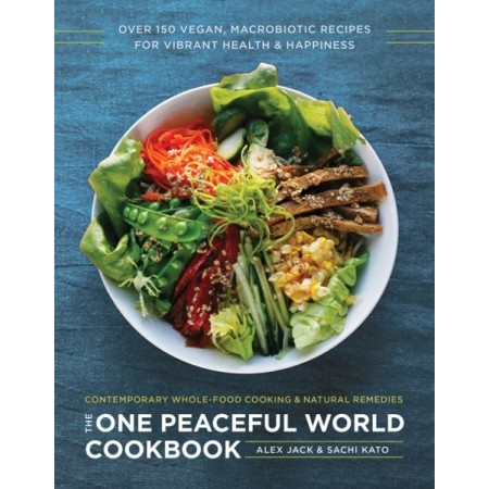 The One Peaceful World Cookbook LAST CHANCE!
