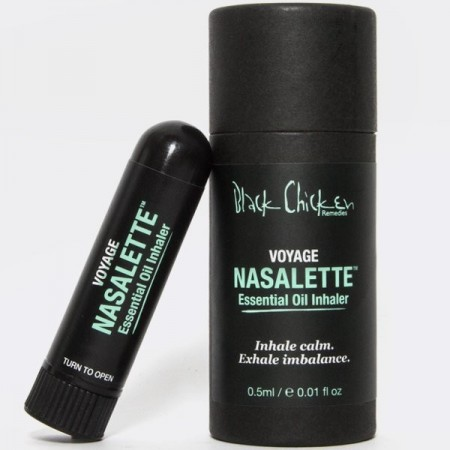 Black Chicken Remedies Nasalette Inhaler - Voyage