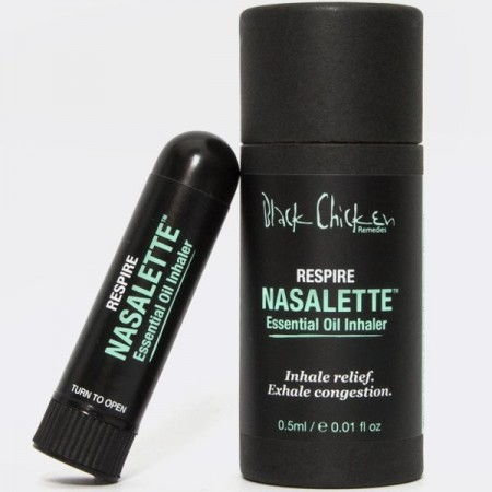 Black Chicken Remedies - Nasalette Inhaler Respire