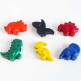 Tinta Dinosaur Crayons - Set of 6