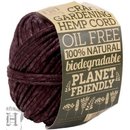Hemp Cord Ball 3mm Dark Brown