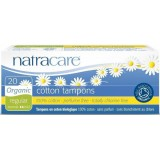 Natracare organic cotton tampons (regular)