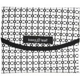 Keep Leaf Sandwich Wrap - Black & White