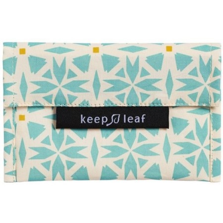 Keep Leaf Medium Baggie - Geo