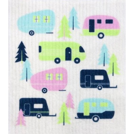 Swedish Dish Sponge Cloth - Caravan
