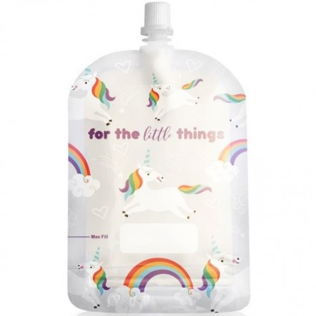 Sinchies Reusable Pouches 150ml (10 pack) - Unicorns