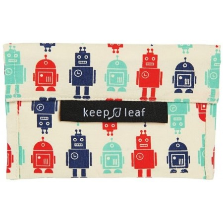 Keep Leaf Medium Baggie Robots