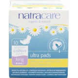 Natracare Organic Cotton Ultra Pads 10pk - Long