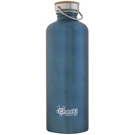 Cheeki 1.6L XL Stainless Steel Water Bottle - Teal