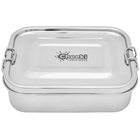 Cheeki Stainless Steel Lunchbox 500ml - The Everyday