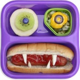Goodbyn small meal container 570ml - purple