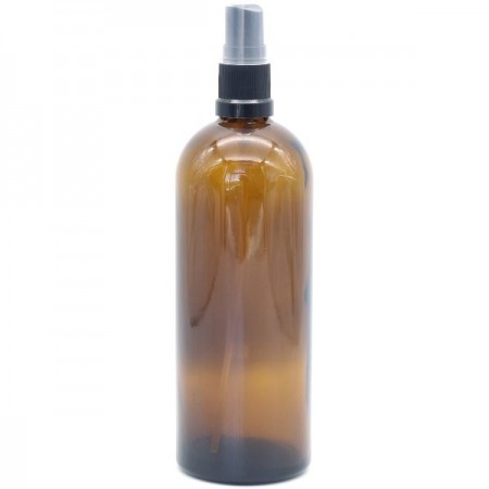 Amber Glass Spray Bottle - 200ml