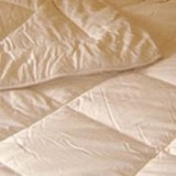 Organic cotton cot quilt - Organature