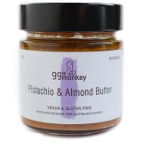 99th Monkey Pistachio Almond Butter 200g