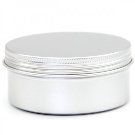 Aluminium Reusable Container with Lid 150ml
