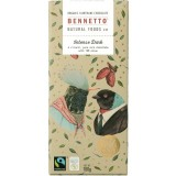 Bennetto Organic Chocolate 100g - Intense Dark