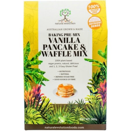 Natural Evolution Vanilla Pancake & Waffle Mix