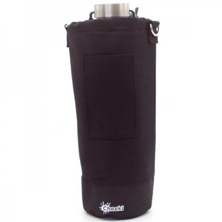 Cheeki Insulated Pouch Large - Black