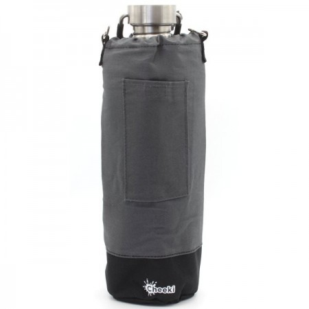Cheeki Insulated Pouch Large - Charcoal