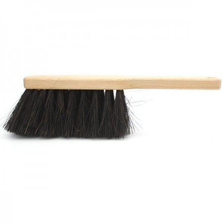 Wooden Arenga Fibre Dust Brush