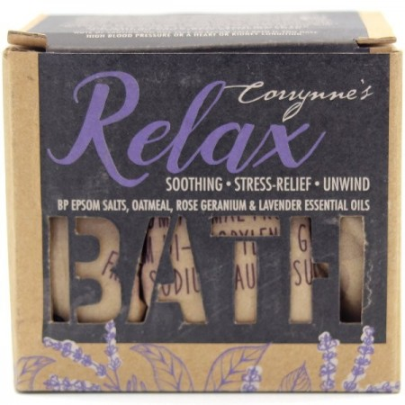 Corrynne's Relaxing Bath Salts 500g