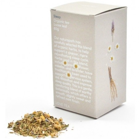 Love Tea Organic Loose Leaf Tea 60g - Sleep