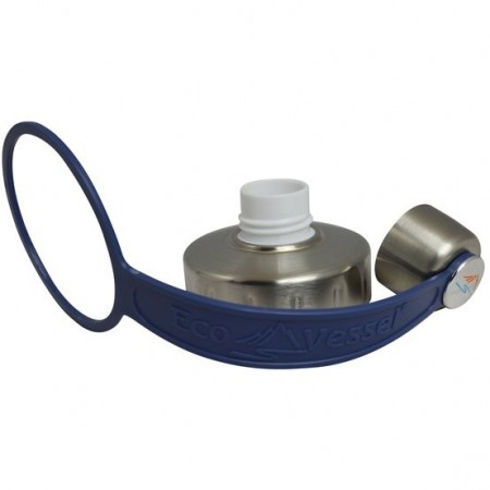 EcoVessel Replacement Lid/Strap - Blue