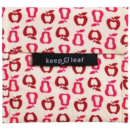 Keep Leaf Large Reusable Baggie - Fruit