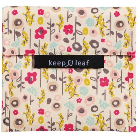 Keep Leaf Large Baggie - New Bloom