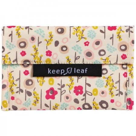 Keep Leaf Medium Baggie - Bloom