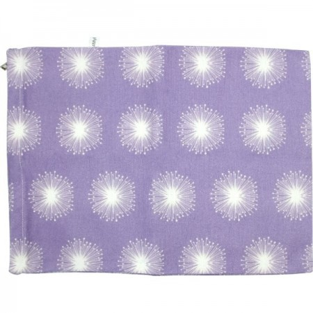 4MyEarth Bread Bag - Purple Dandelion