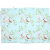 4MyEarth reusable cloth bread bag - love birds
