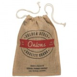 Hessian Produce Bag - Onion Sack